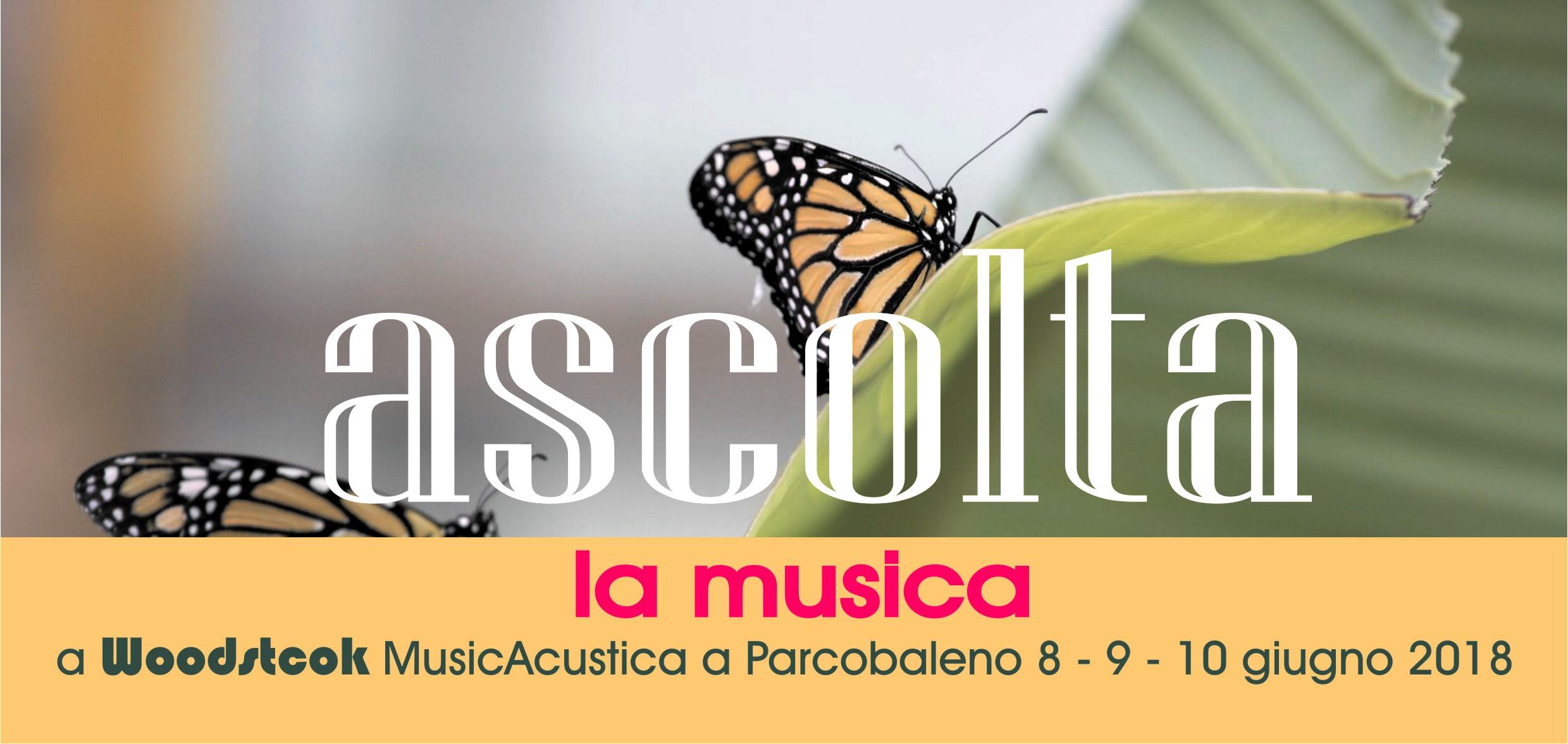 musicAcustica a Parcobaleno